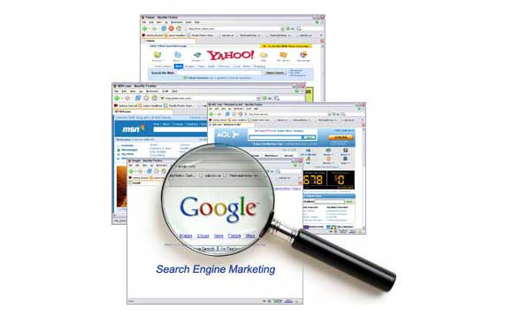 検索エンジン サイト登録