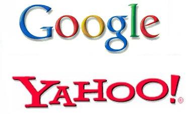 検索エンジン Yahoo Google