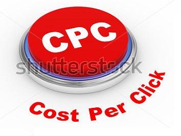 CPC(Cost Per Click:クリック単価):インターネット広告用語
