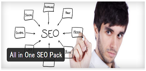 All In One SEO Pack Wordpressプラグイン