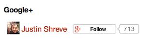 Jetpack Google+プロフィール 使い方