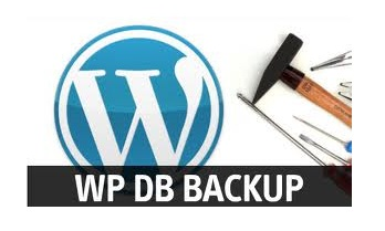 Wordpressプラグイン WP-DB-Backup