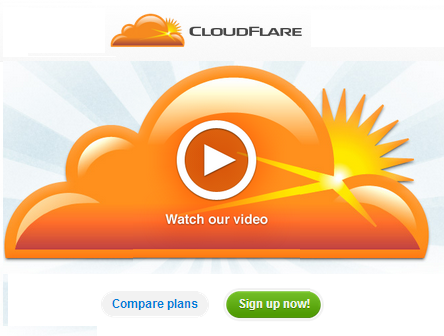 CDNサービス 「Cloud Flare」 設定手順-1