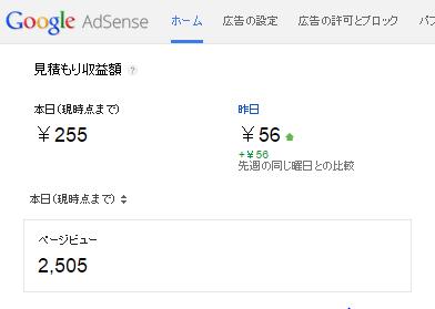 google adsense(グーグルアドセンス)登録(審査申請)方法-11
