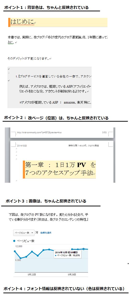 アドビ・アクロバット PDF Word 変換