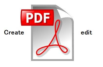 PDF作成・編集